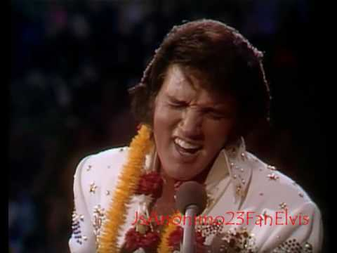 Elvis Presley   Always On My Mind   live   Aloha From Hawaii HD 1973 1972