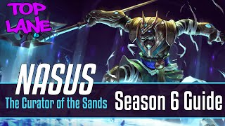 League of Legends Nasus Guide | Season 6 | Patch 6.15