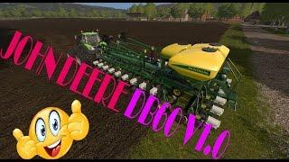 """[""""JOHN DEERE DB60 V1.0"""", """"Mod Vorstellung Farming Simulator Ls17:JOHN DEERE DB60 V1.0""""]"""