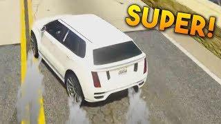 SUPER MEGA DERRAPE!! - CARRERA GTA V ONLINE - GTA 5 ONLINE