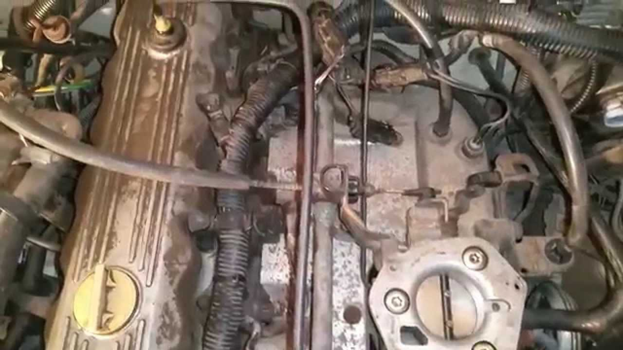 hight resolution of 1987 jeep cherokee renix 4 0 idle miss rough idle issue found youtube