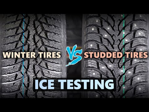 Winter Tire Performance Can Vary Vastly Depending on Rubber Compound
