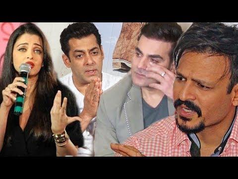 Aishwarya Rai INSULTS Vivek Oberoi, Salman Khan's Emotional Breakdown On Arbaaz Khan's Twitter Post