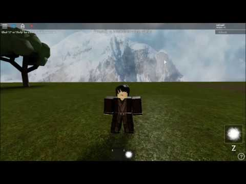 Roblox: Magic Training Spells (part Two)