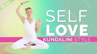 Kundalini Meditation for Confidence & Self-Love (25-min)