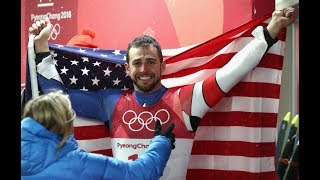 Saranac Lake's Chris Mazdzer Makes Olympic Luge History