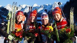 Staffel Frauen Annecy-Le Grand Bornand / 12. Dezember 2013 / Vorbericht und Analyse