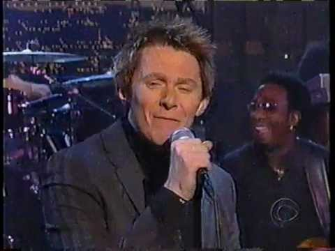 CLAY AIKEN-Invisible-David Letterman Show