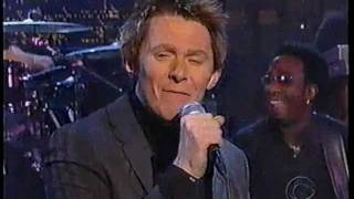 CLAY AIKEN-Invisible-David Letterman Show.mov