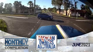 Dash Cam Owners Australia June 2021 On the Road Compilation