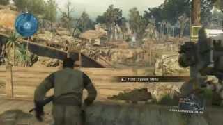 Metal Gear Solid Online 3 Gameplay - Metal Gear Solid 5 Phantom Pain Multiplayer