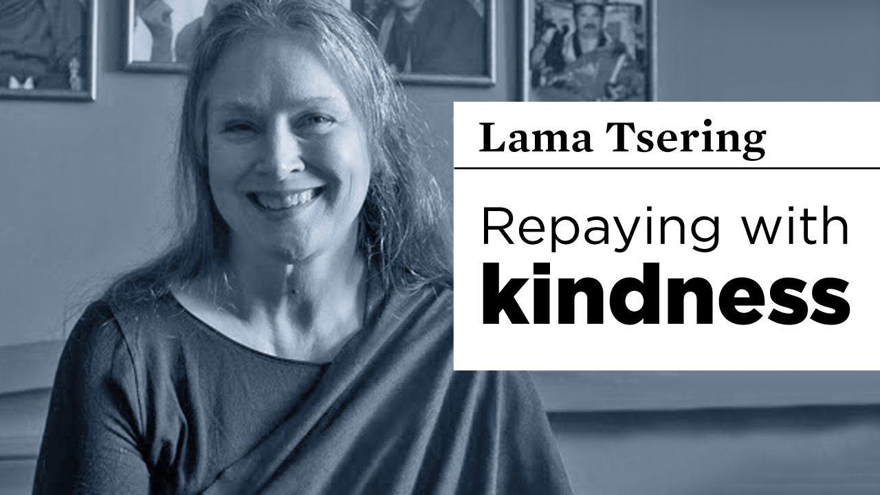 repaying a kindness