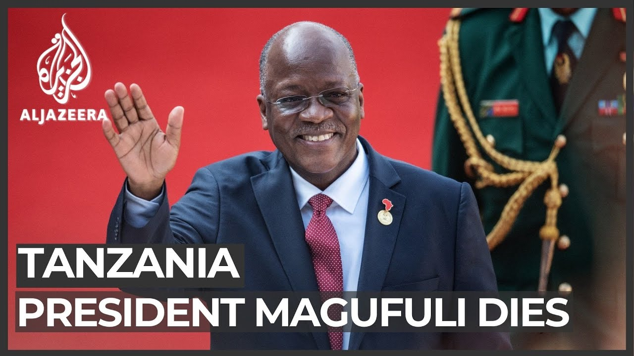 John Magufuli, Tanzania's COVID-Denying President, Dies