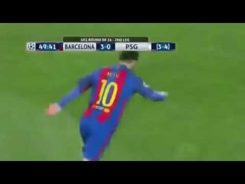 Download Barcelona vs PSG 6-1 All Goals Highlights 08/03/2017