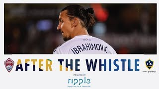 After the Whistle presented by Ripple Foods: Zlatan Ibrahimović | Sept. 11, 2019