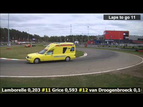Final Senior Rotax Max Euro Challenge 2014 Genk/Belgium