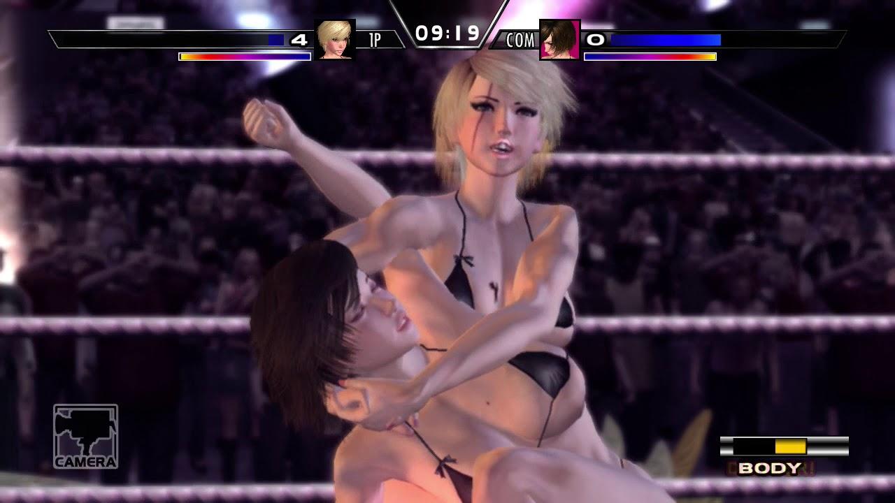 Download Rumble Roses XX Rowdy Reiko humiliating Reiko Hinomoto