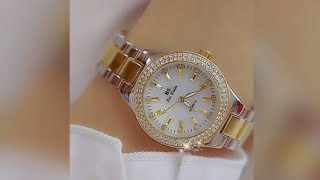 Top Class Luxury Watches For Girls || Top Class Ladies Watch Collection 2019
