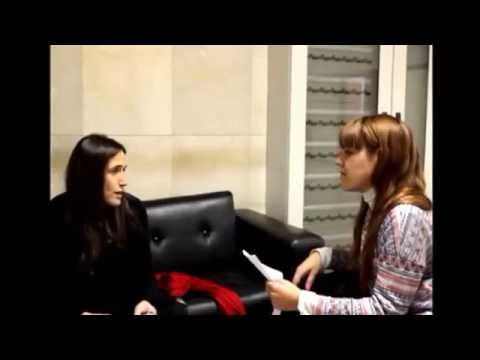 Entrevista Virginia Díaz (Radio 3)