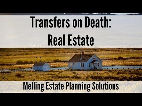 Transfer on Death: Transferring Property