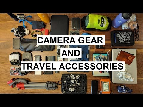 Camera Gear And Travel Accessories // Week 21