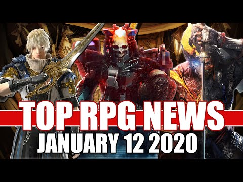 Top RPG News Of The Week - Jan 12, 2020 (Lost Soul Aside, The Surge 2, Nioh 2)