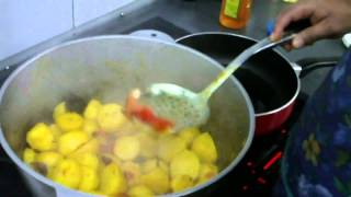 Уроки ведической кулинарии ч. 6 - Алу дам