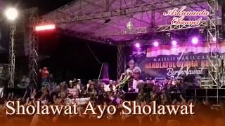 Sholawat Ayo Sholawat Gus Ali Gondrong MAFIA SHOLAWAT live Soko Tuban.mp3