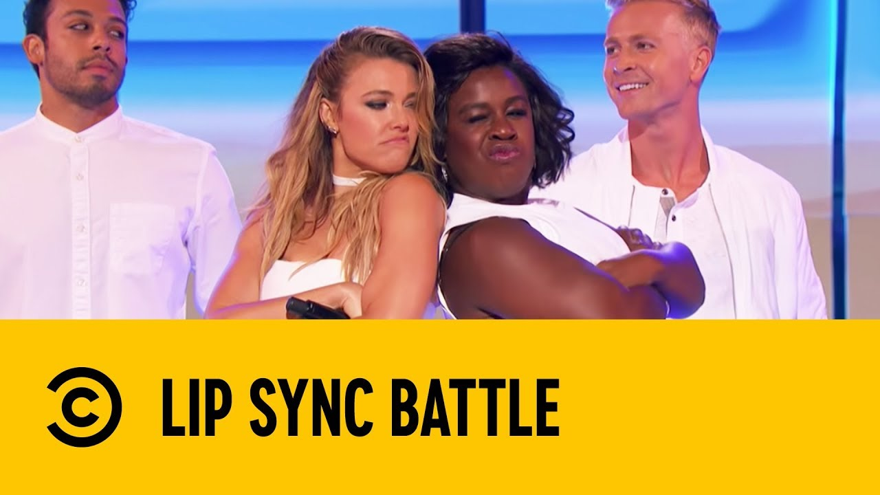 Jermaine Fowler Performs Kanye West S Flashing Lights Lip Sync Battle Youtube