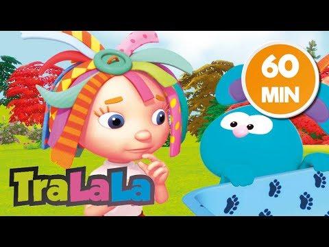 Rosie și prietenii ei (Pe vremea dinozaurilor) Desene animate - 60 MIN | TraLaLa