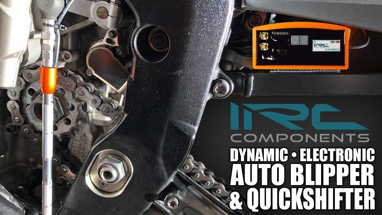 IRC Yamaha R6 Quick-Shifter (w/ Auto Blipper) (2017+)