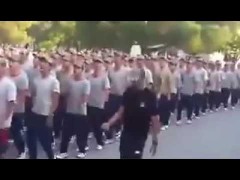 KOMANDO Marşı ; Biz Dağlara Atarız Pusu (Konya Kızı İçerir:) )