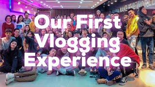 116 DANCE STUDIO | Our First Vlogging Experience |📍Ulaanbaatar, Mongolia