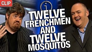 QI | Twelve Frenchmen And Twelve Mosquitos