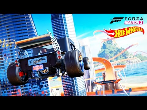 Forza Horizon 3 - DÉCOUVERTE HOT WHEELS (EXPANSION DLC)