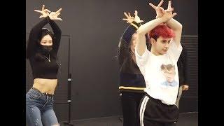 My first ever VLOG | ChungHa filming BTS  - @QxEddie
