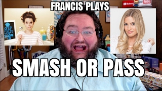 FRANCIS PLAYS SMASH OR PASS CHALLENGE
