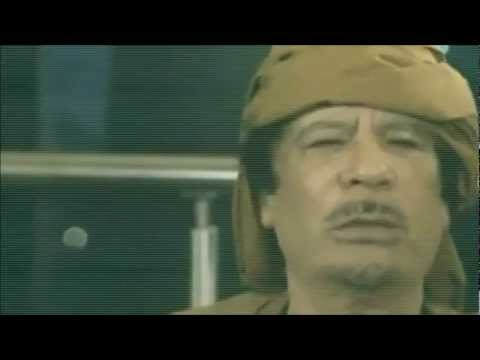 Conspiracy UK Present - The illuminati Exposed By Muammar Gaddafi.