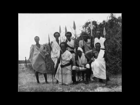 Somali African Traditional Music - Tribal War Chant (Part 1)