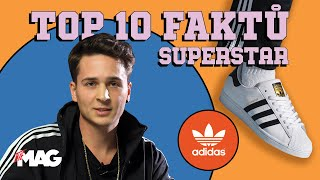 TOP 10 FAKTŮ, KTERÉ SI NEVĚDĚL O ADIDAS SUPERSTAR
