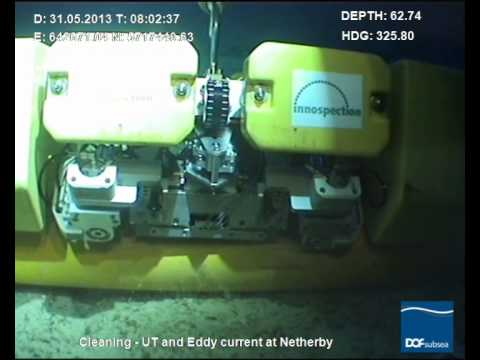 Subsea Pipeline Inspection