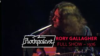 Rory Gallagher live (full show) | Rockpalast | 1976