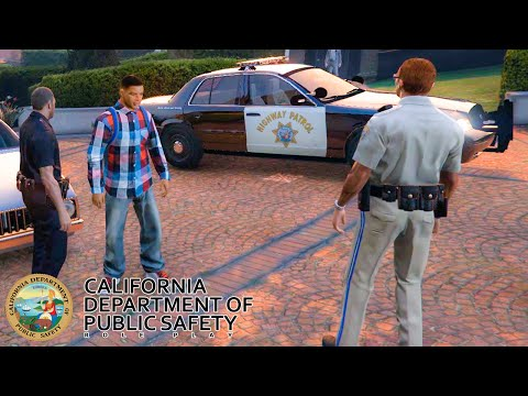 GTA V MP Police Clan - California Department of Public Safety