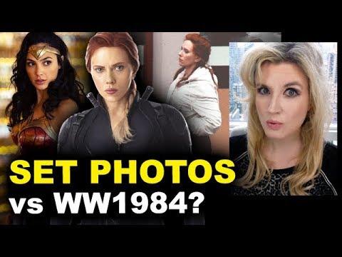 Black Widow Movie - Set Photos FIRST LOOK - 2020