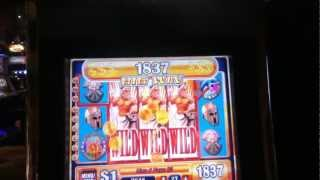 Neptune Kingdom II.....$27 max bet, Handpay