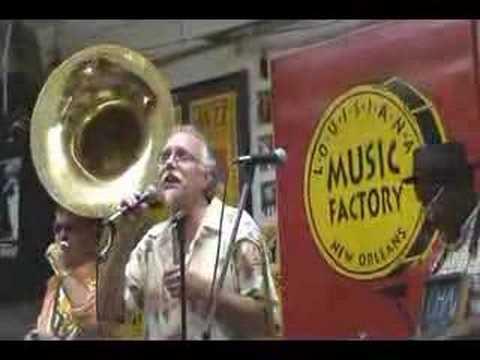RICK TROLSEN @ Louisiana Music Factory JazzFest 2007