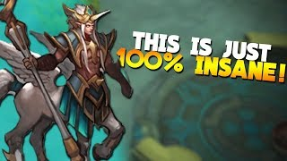 NEW HERO! How Can They Make This? Mobile Legends New Fighter