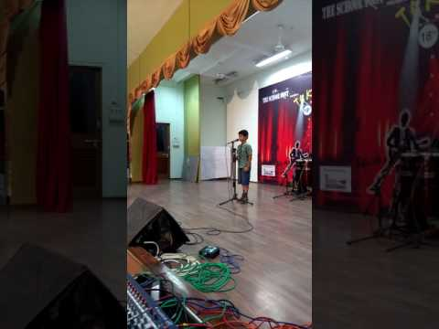 Ekagra's first performance with live orchestra at Tak dhina dhin