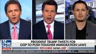 Kyle Vs Fox News | Immigration & NAFTA