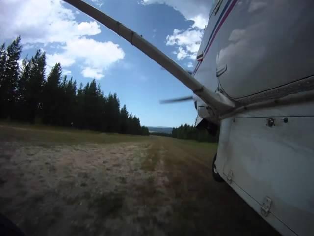 Elk CIty, ID Takeoff